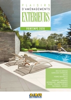 Catalogue Catalogue Aménagements Extérieurs