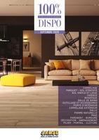 Catalogue 100% Collections Dispo - Aménagement intérieur et extérieur